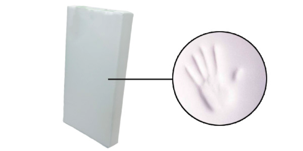 memory foam crib mattress