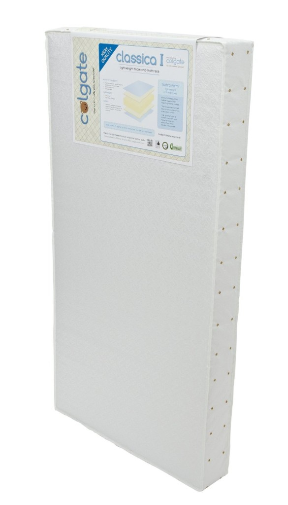 best foam colgate crib mattress