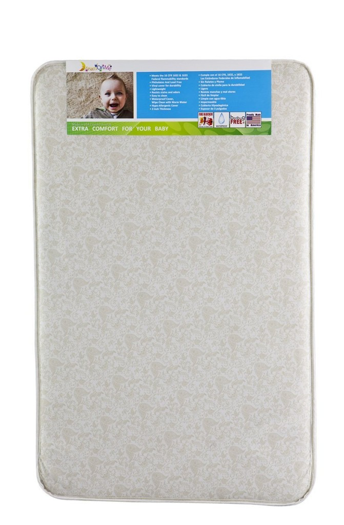 best budget foam crib mattress review