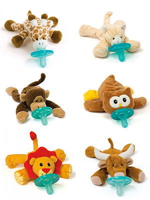 best stuffed animal pacifiers