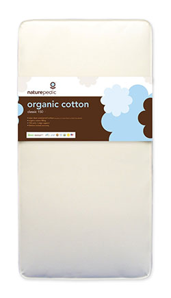 Naturepedic No Compromise Organic Cotton Classic