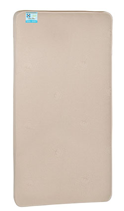 Sealy Nature Couture Cotton Bliss Toddler Mattress Review