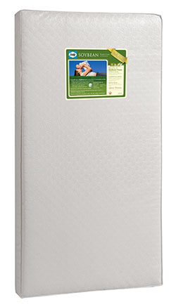 Sealy Soybean Foam Core Crib Mattress